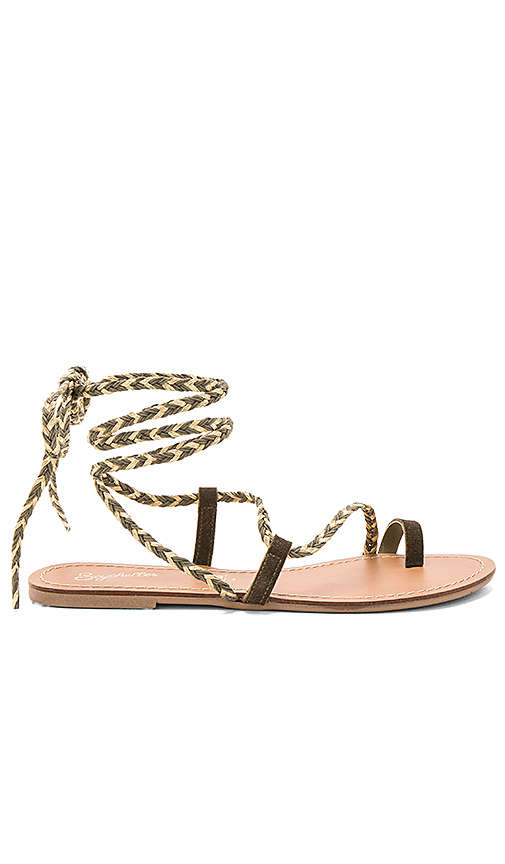 Seychelles Glory Sandals in Army