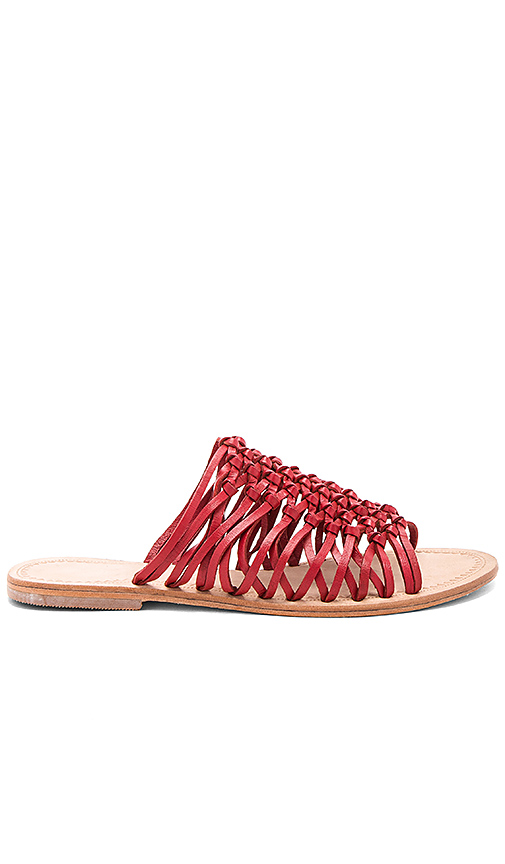 Seychelles Duel Sandals in Red