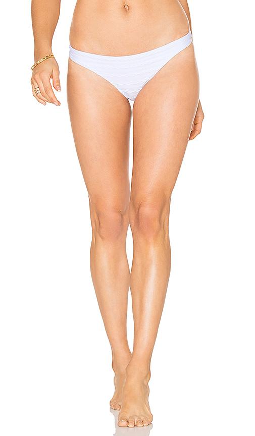 Shoshanna Classic Bikini Bottom in White