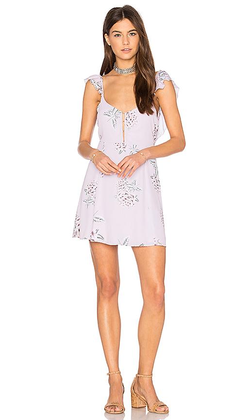 Show Me Your Mumu Delilah Dress in Lavender