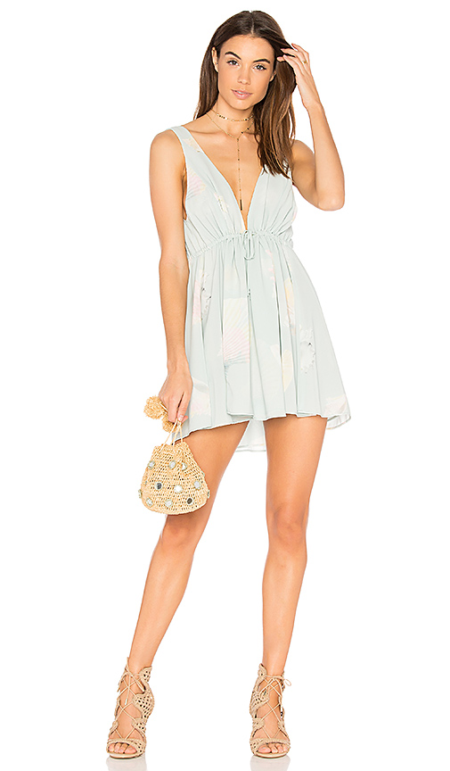 Show Me Your Mumu Sydney Cover Up in Mint
