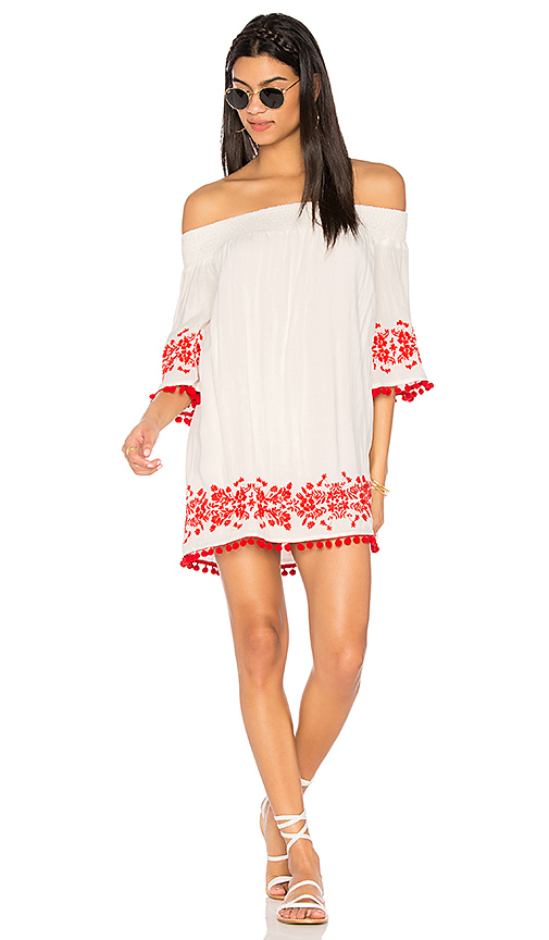 Show Me Your Mumu x REVOLVE Presley Tunic Dress in Red