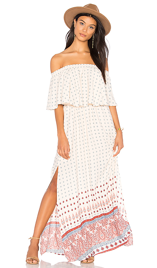 Show Me Your Mumu Baby Haci Dress in Ivory