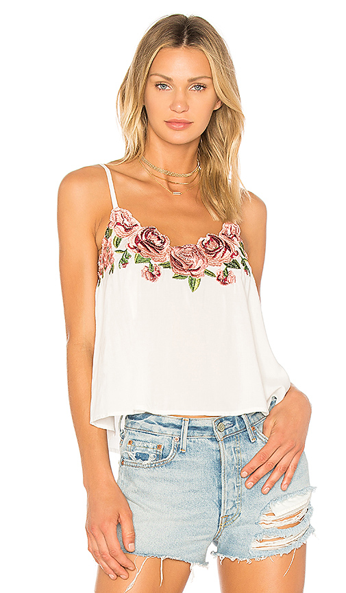Show Me Your Mumu Wesley Top in White