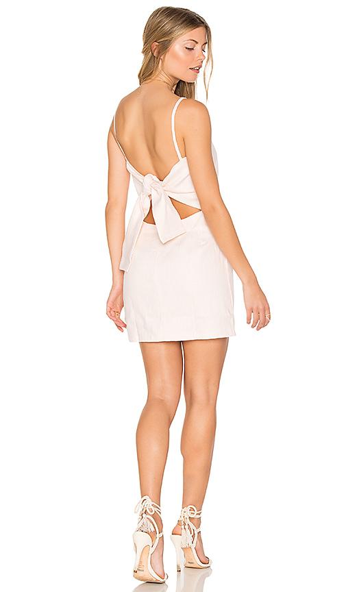 SIR the label Gracie Dress in Beige