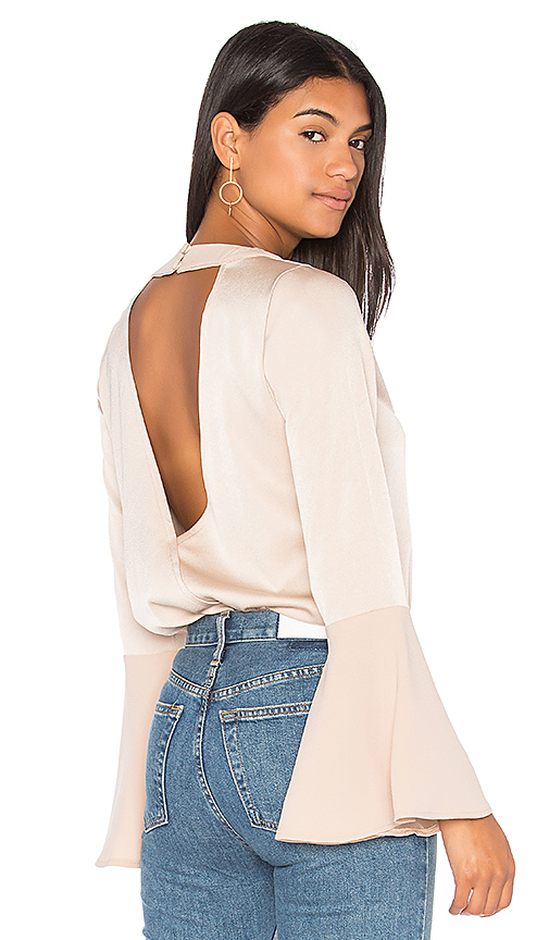 SIR the label Odette Top in Beige