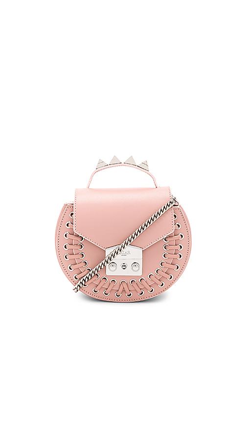 SALAR Claire Pocket Bag in Blush