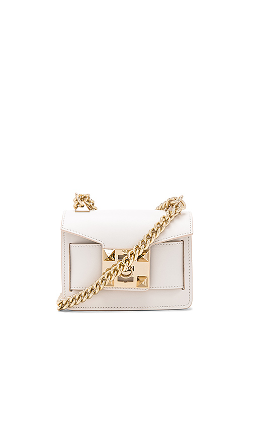 SALAR Gaia Bag in White