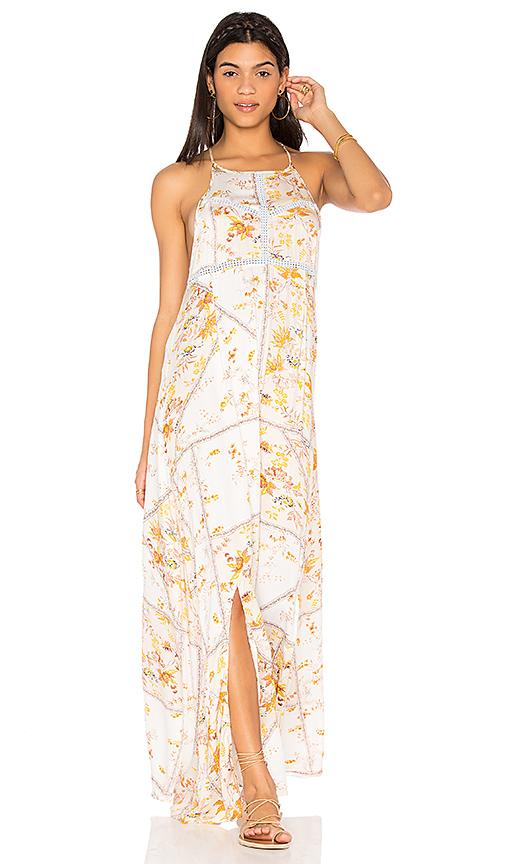 Somedays Lovin A Little Sunshine Dress in Ivory