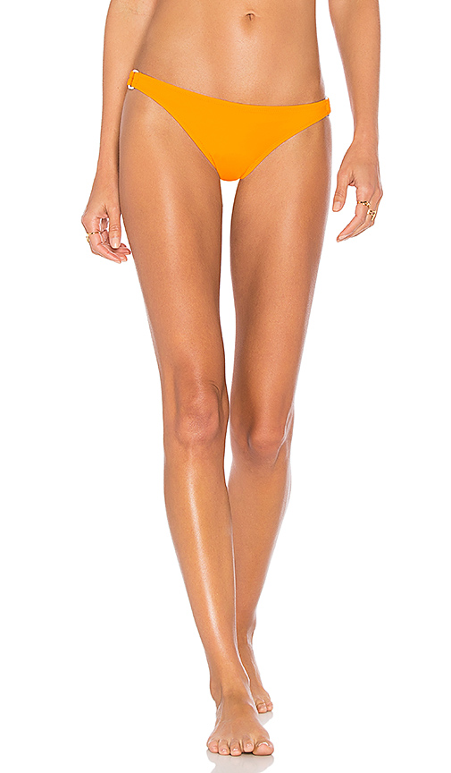 Solid & Striped Solid & STAUD The Romy Bottom in Orange