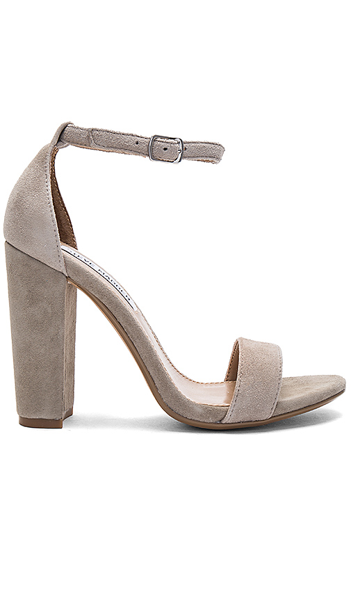 Steve Madden Carrson Heel in Taupe