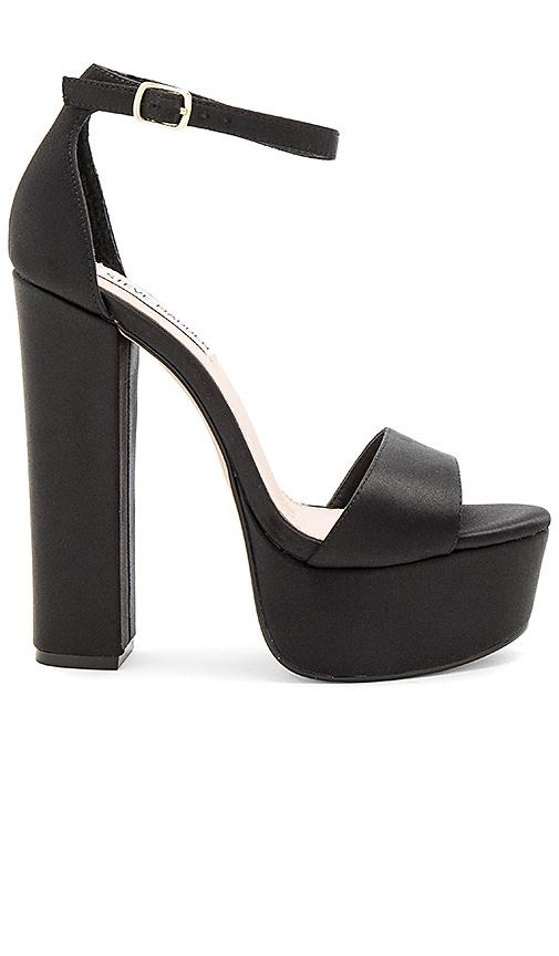 Steve Madden Gonzo Heel in Black