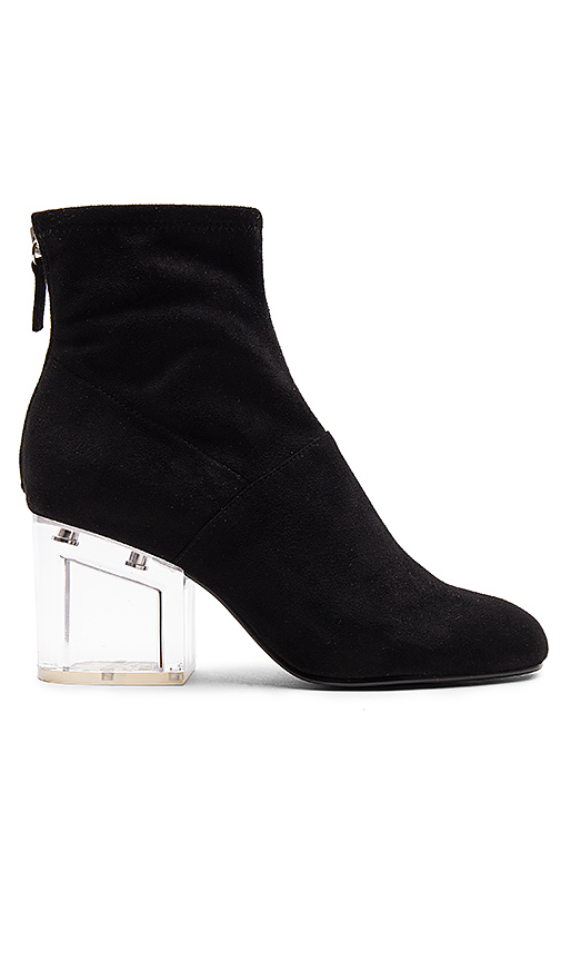 Steve Madden Lusty Bootie in Black