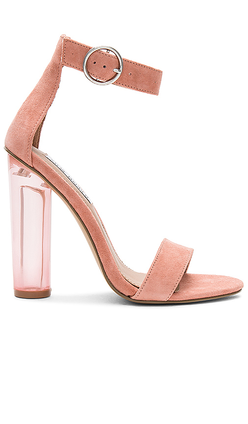 Steve Madden Teaser Heel in Pink