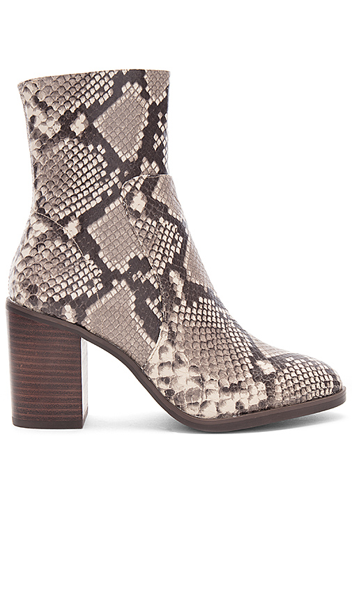 Steve Madden Rewind Bootie in Brown