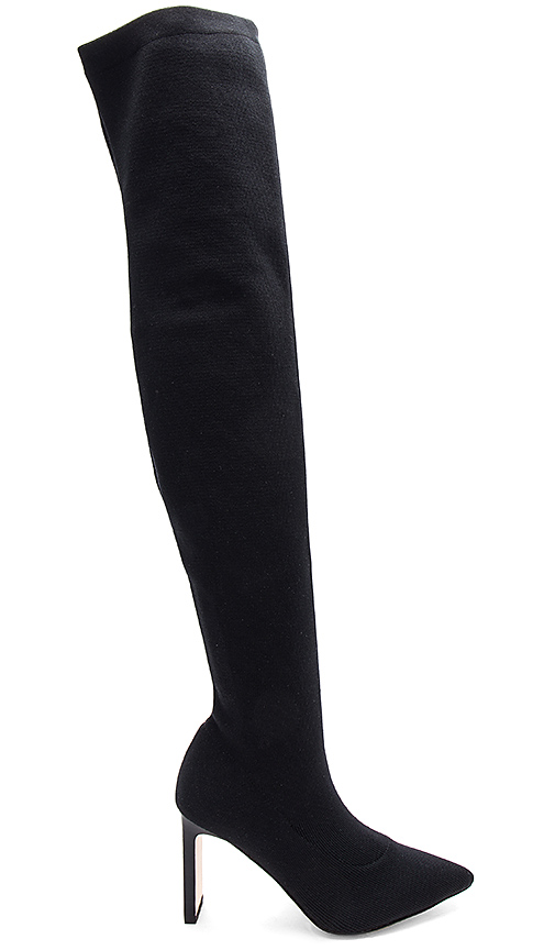 Sigerson Morrison Hye Boots in Black