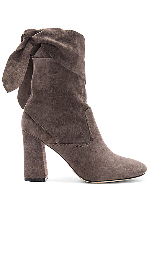 Sigerson Morrison Sally Bootie in Charcoal
