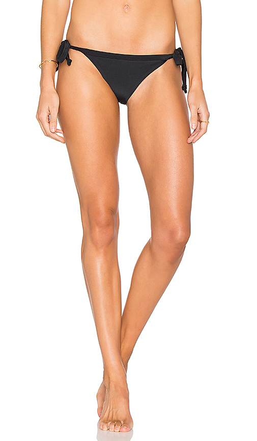 SOAH Hope Bikini Bottom in Black