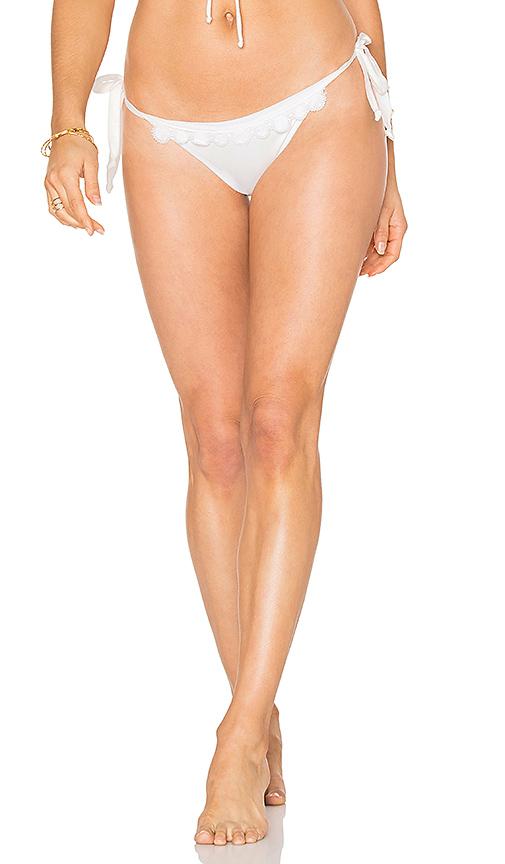 SOAH Hope Bikini Bottom in White