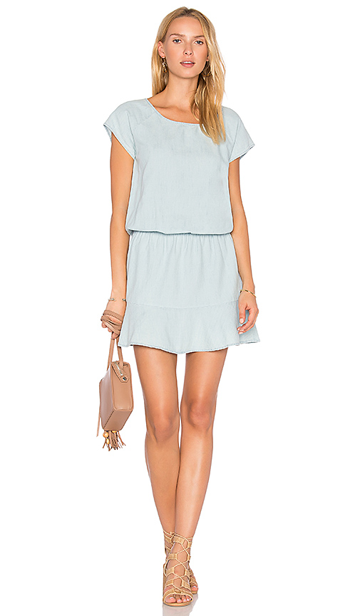 Soft Joie Quora Dress in Blue