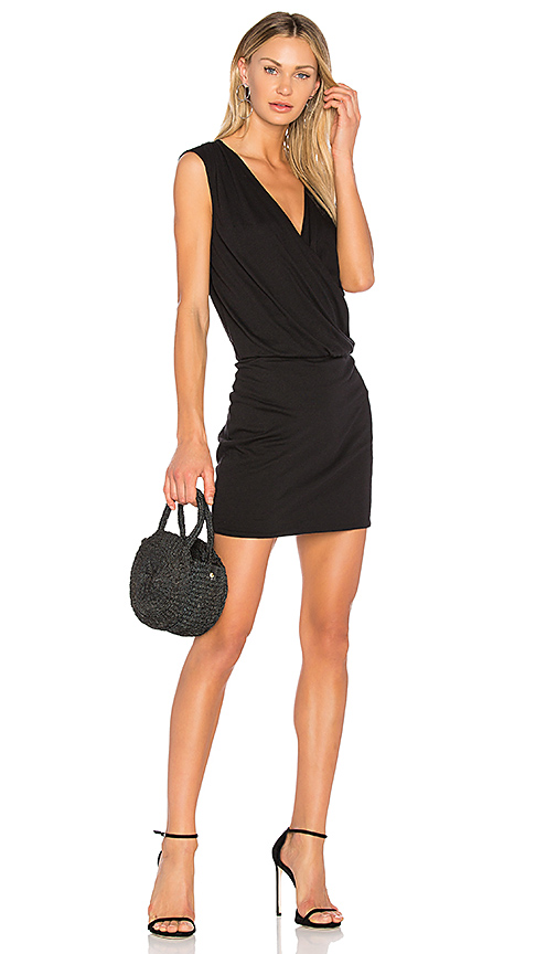 Soft Joie Faylen Dress in Black