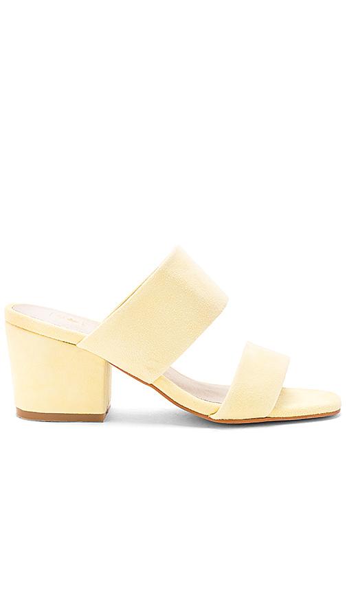 Sol Sana Tina Mule in Yellow