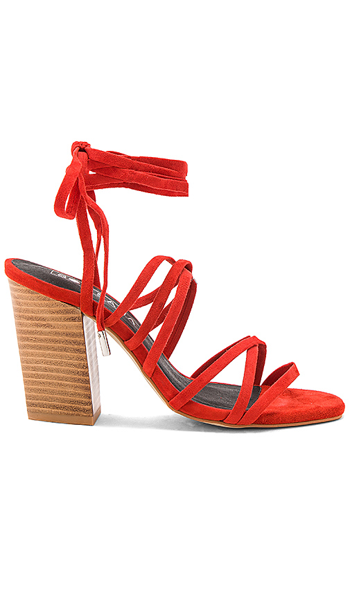 Sol Sana Layla Heel in Red