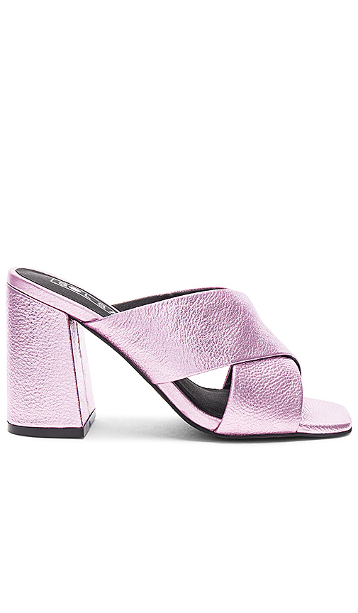 Photo of Sol Sana Ginny Mule in Pink - shop Sol Sana shoes sales
