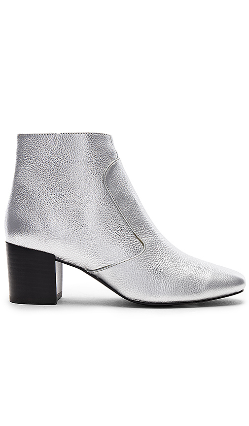 Photo of Sol Sana Martina Boot in Metallic Silver - shop Sol Sana shoes sales