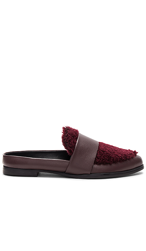 Sol Sana Tuesday Slide in Burgundy