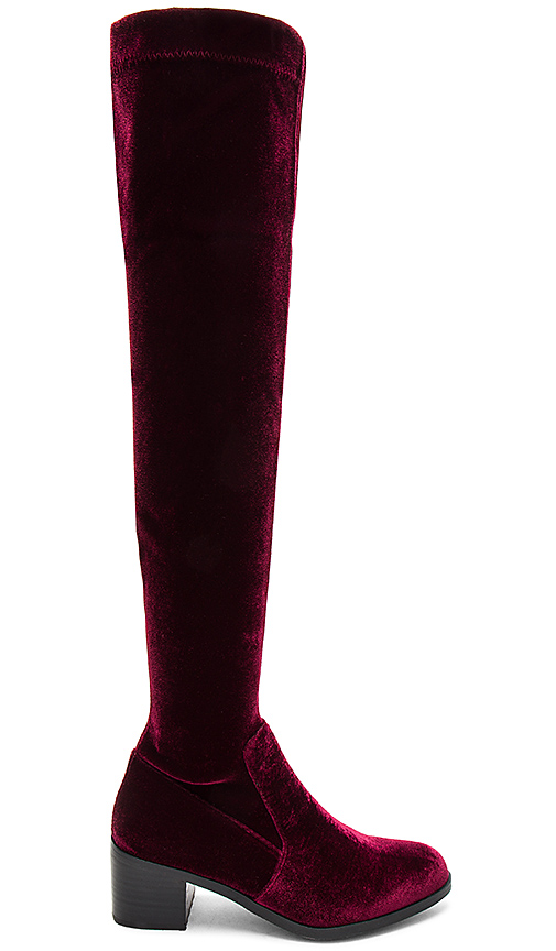 Sol Sana Bianca Boot in Burgundy