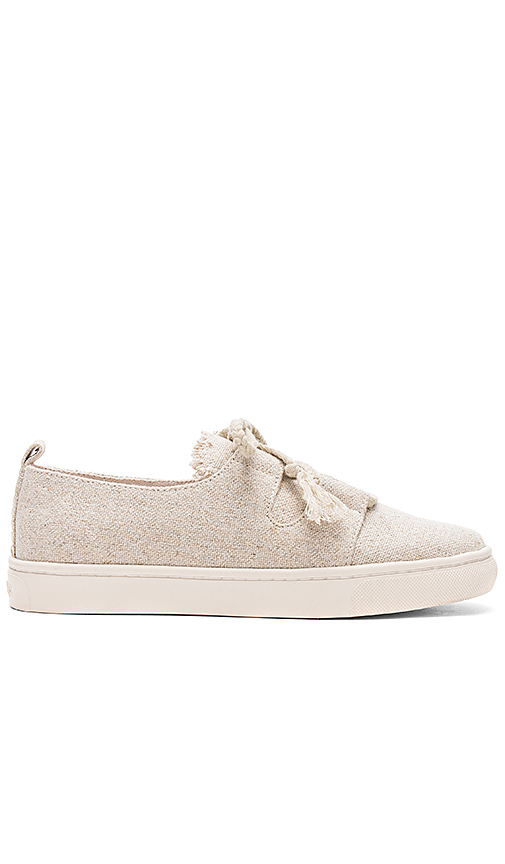 Soludos Biarritz Sneaker in Beige. - size 10 (also in 6,6.5,7,7.5,8,8.5,9.5)