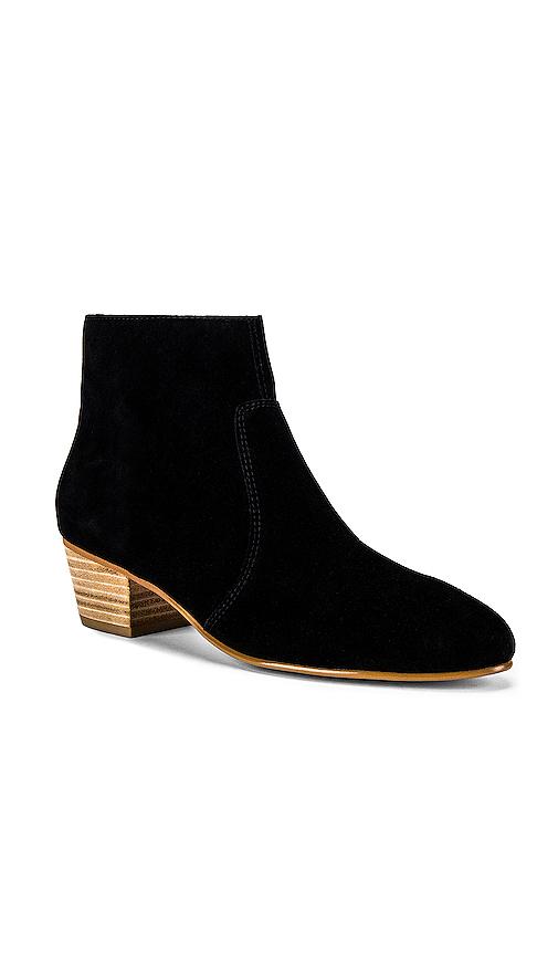 Soludos Lola Booties in Black