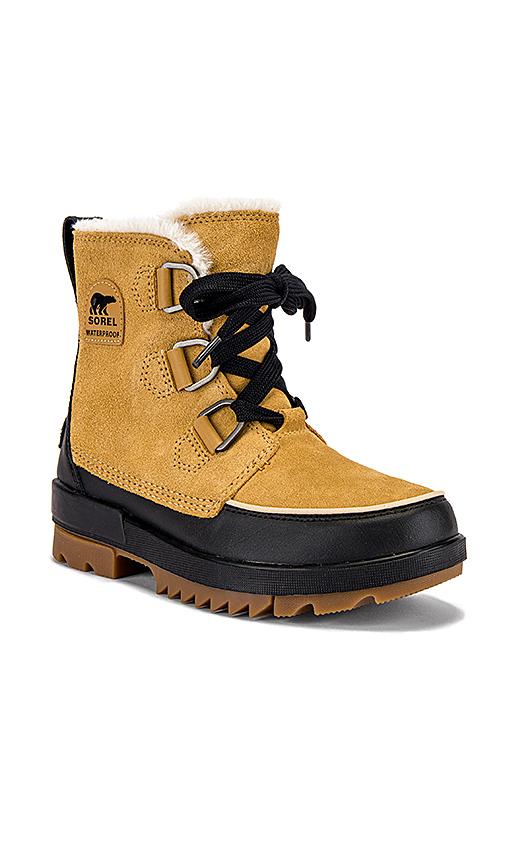 Sorel Tivoli IV Boot in Brown. - size 8