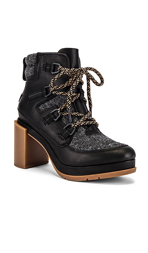 Sorel Blake Lace Boots in Black