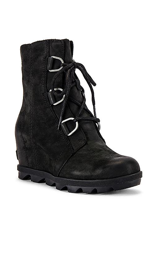 Sorel Joan of Arctic Wedge II Booties in Black
