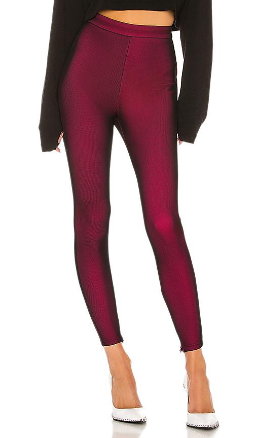 superdown Joni Mesh Legging in Pink. - size M (also in L,S,XL,XS,XXS)