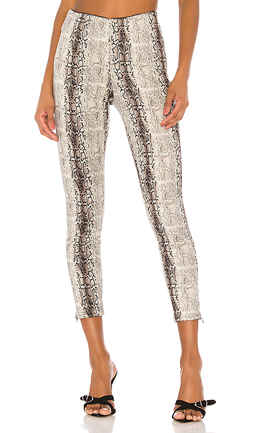 superdown Syna High Waisted Leggings in Brown. - size M (also in L,S,XL,XS,XXS)