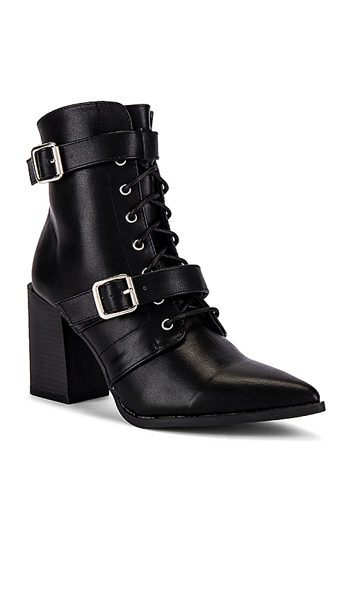 superdown Lee Booties in Black