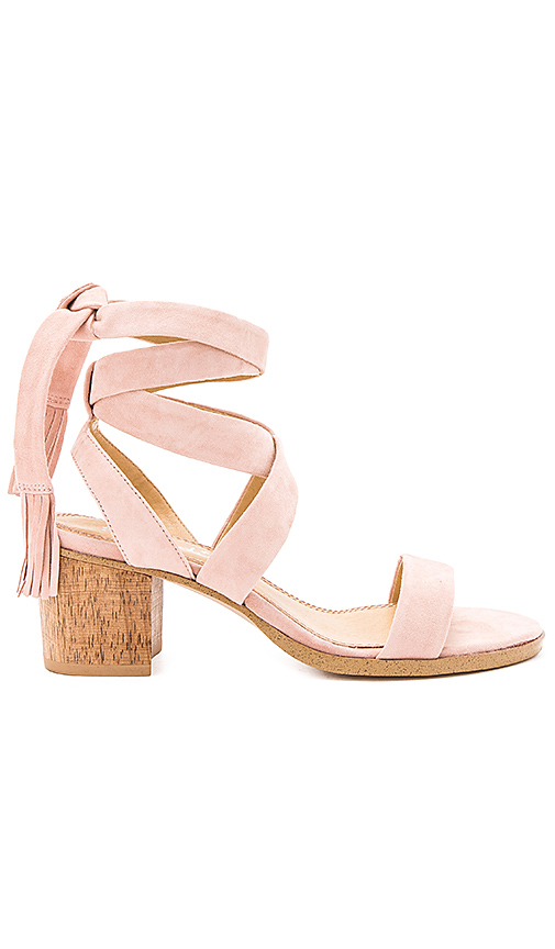 Splendid Janet Sandal in Blush