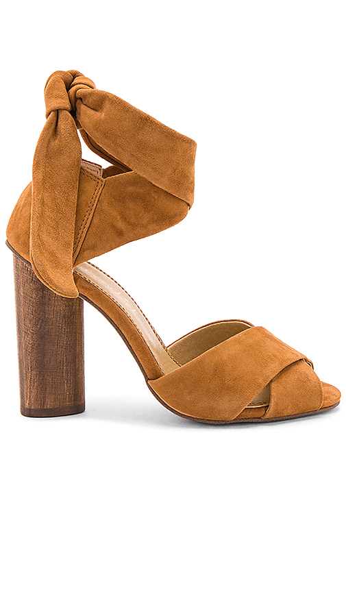 Splendid Johnson Heel in Cognac