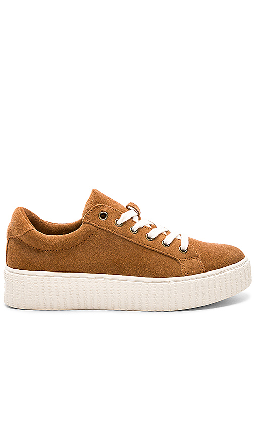 Splendid Ruth Sneaker in Brown