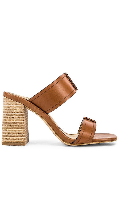 Splendid Sandals SPLENDID TACY SANDAL IN BROWN.