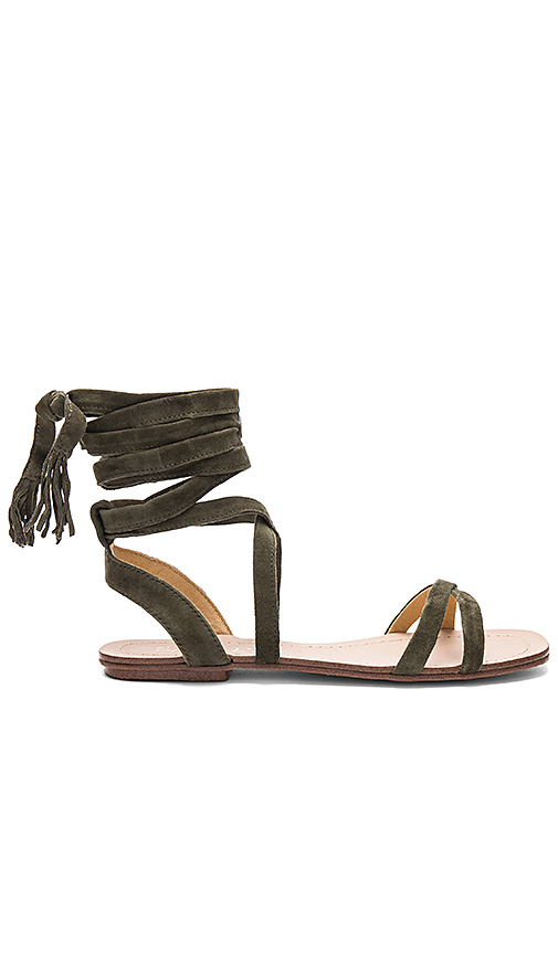 Splendid Janelle Sandal in Army