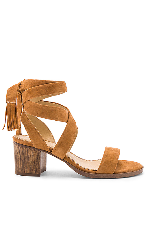 Splendid Janet Sandal in Tan