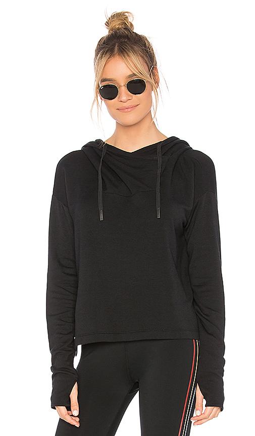 Splits59 Apres Pullover Hoodie in Black