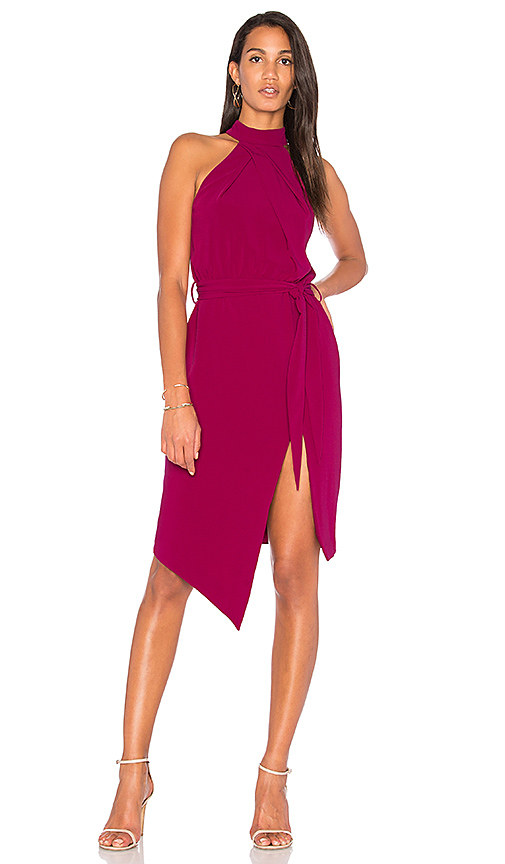 STYLESTALKER Hailey Dress in Pink