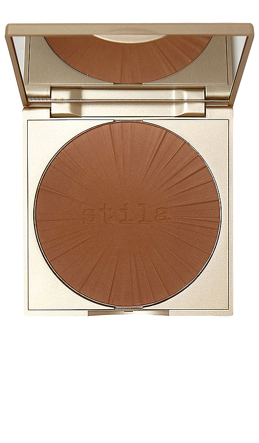 Stila Stay All Day Bronzer for Face & Body in Brown.