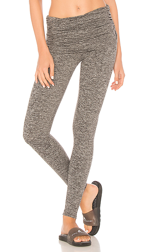 STRUT-THIS The Grey Legging in Gray. - size XS (also in L,M,S)