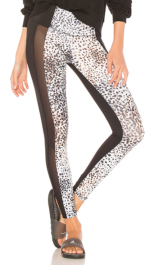 STRUT-THIS The Charlie Legging in Black. - size XS (also in L,M,S)